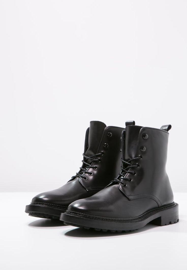 Filippa K GABRIEL - Lace-up boots - black