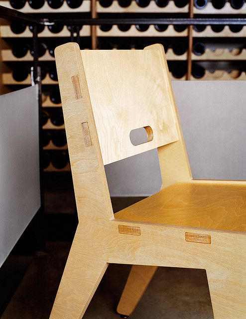 chair by Associated Fabrication, via Flickr