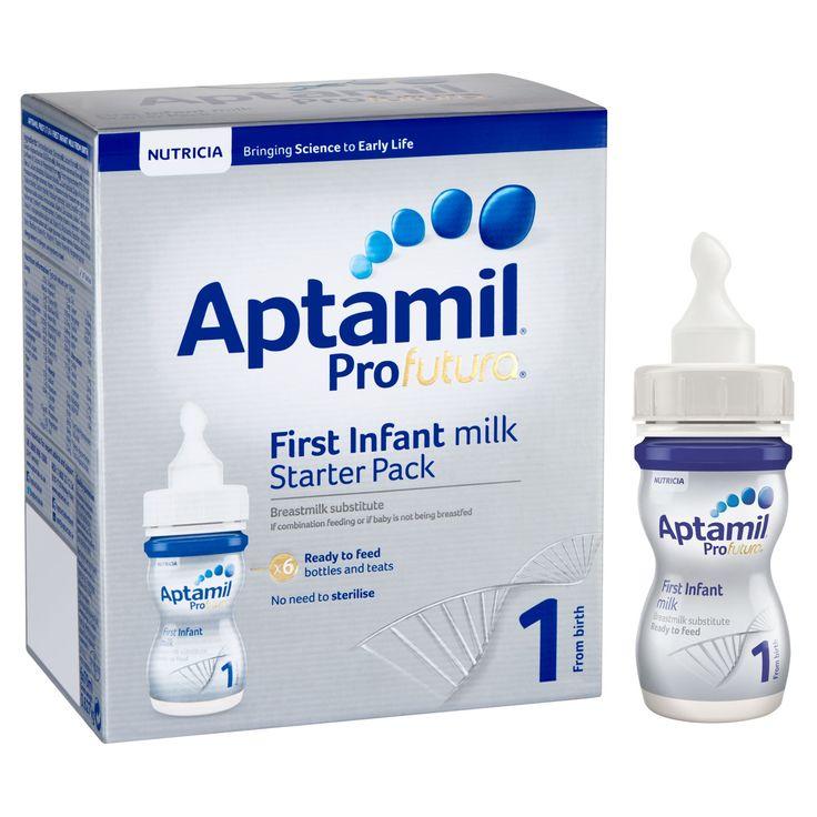 Aptamil Profutura 1 First Milk Starter Pack