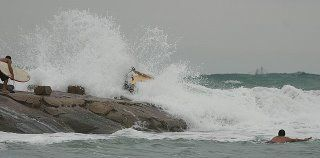 South Padre Island Texas Surf Map Surf Spots Biggest Best Waves