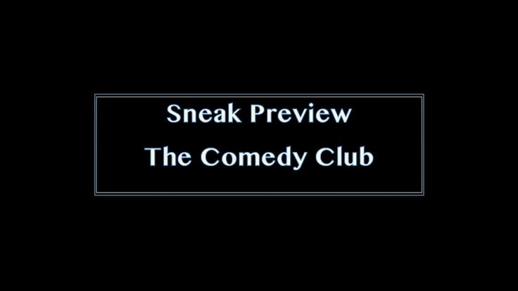 The Comedy Club, A Documentary About the Destruction and Rebirth of Cobb's Comedy Club in San Francisco