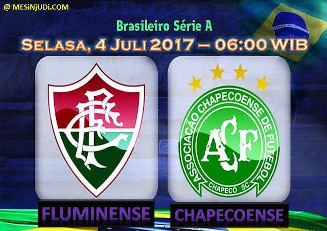 Prediksi Fluminense Vs Chapecoense 4 Juli 2017
