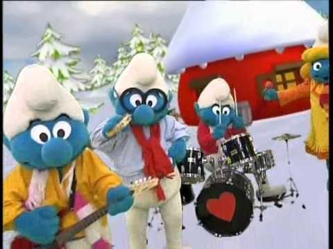 Κάλαντα Χριστουγέννων - Στρουμφάκια