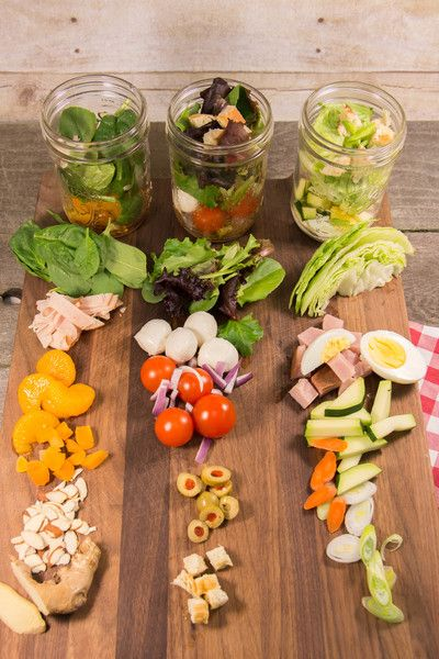 Master the technique of mason jar salads with these tips!