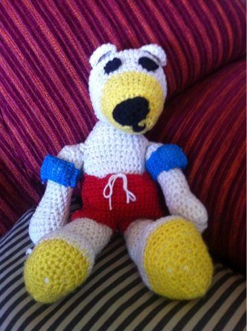 Con estas manazas: Preparados, listos... #amigurumi #crochet #ganchillo