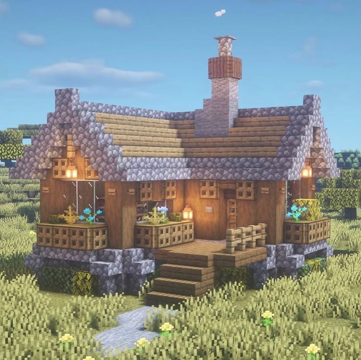 5,457 Likes, 46 Comments - Minecraft Builds (@minecraft ...