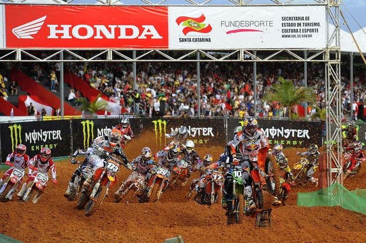 MX2 Start Beto Carrero 2012