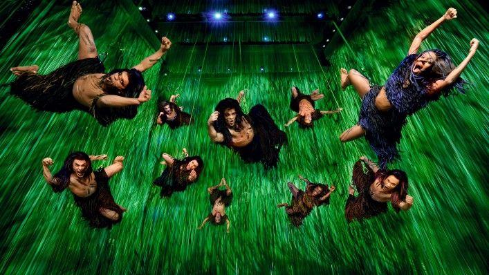 Tarzan-Musical in Oberhausen
