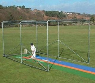 Harrod Premier Mobile Cricket Cage