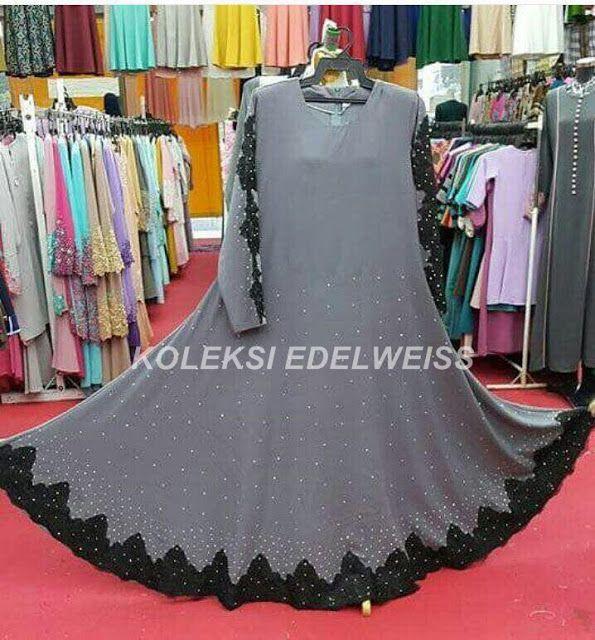 KOLEKSI EDELWEISS Baju Pengantin,Baju Nikah dan Tunang Muslimah Terkini