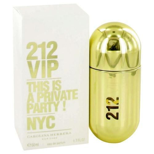 212 Vip by Carolina Herrera Eau De Parfum Spray 1.7 oz  #perfume #accessories #cologne #men #bagsaroma #women
