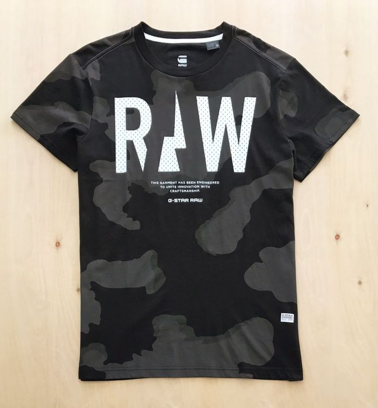 G-Star Raw Men's XL T-Shirt NWT | Clothing, Shoes & Accessories, Men's Clothing, T-Shirts | eBay!