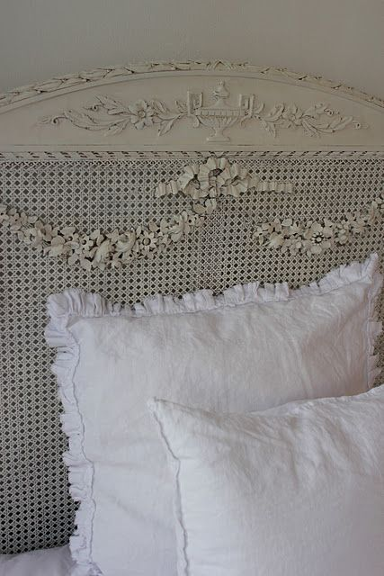 best 25 shabby chic headboard ideas on pinterest refurbished headboard diy headboard with lights and attach headboard to wall