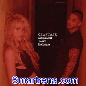 Shakira – Chantage feat. Maluma (Official Single Cover + Preview)