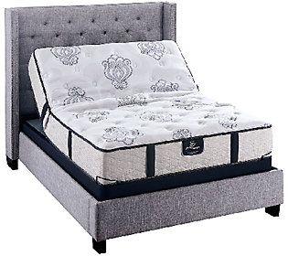Serta Perfect Sleeper Elite Lovable Plush TWXL Mattress Set