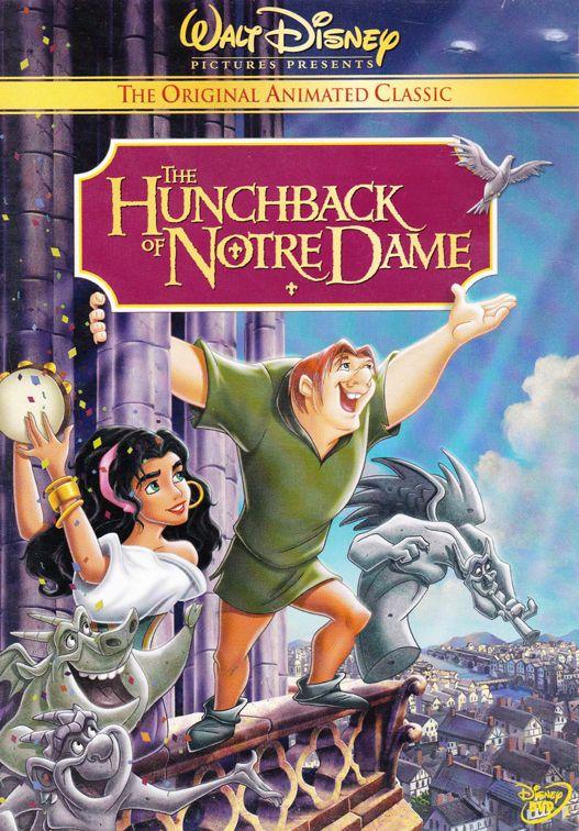 The Hunchback of Notre Dame (Il gobbo di Notre Dame) - Disney (1996)