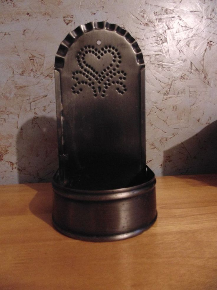 Primitive Wall Sconces Candles : 26 best ideas about tin can ideas on Pinterest Ornaments, Tin art and Primitives