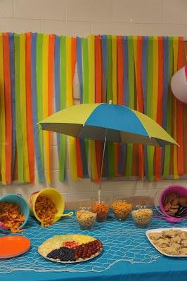 Kids Beach Party: Kids Beach Party, Kids Stuff, Birthday Parties, Beaches Housewife, Virginia Beaches, Beaches Bash, Kids Classroom, Kids Beaches Parties, Kids Rooms