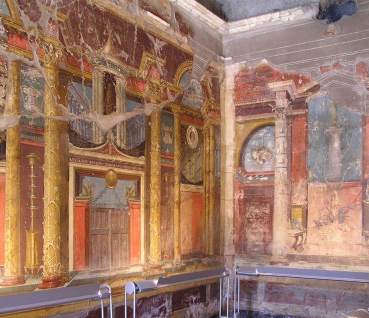 Villa di Poppea. Oplontis.