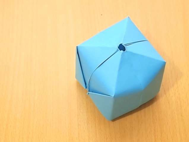 Luxury Origami Ball Instructions Step By Step Best Photos For