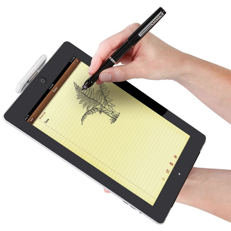 The iPad Pen - This is the wireless stylus that makes taking notes on an iPad seem as natural as writing freehand with pen and paper.