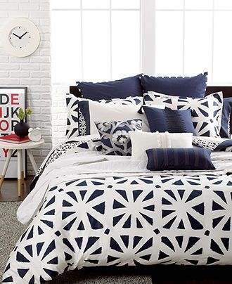 Echo Bedding, African Sun Comforter and Duvet Cover Sets - Duvet Covers - Bed & Bath - Macy's