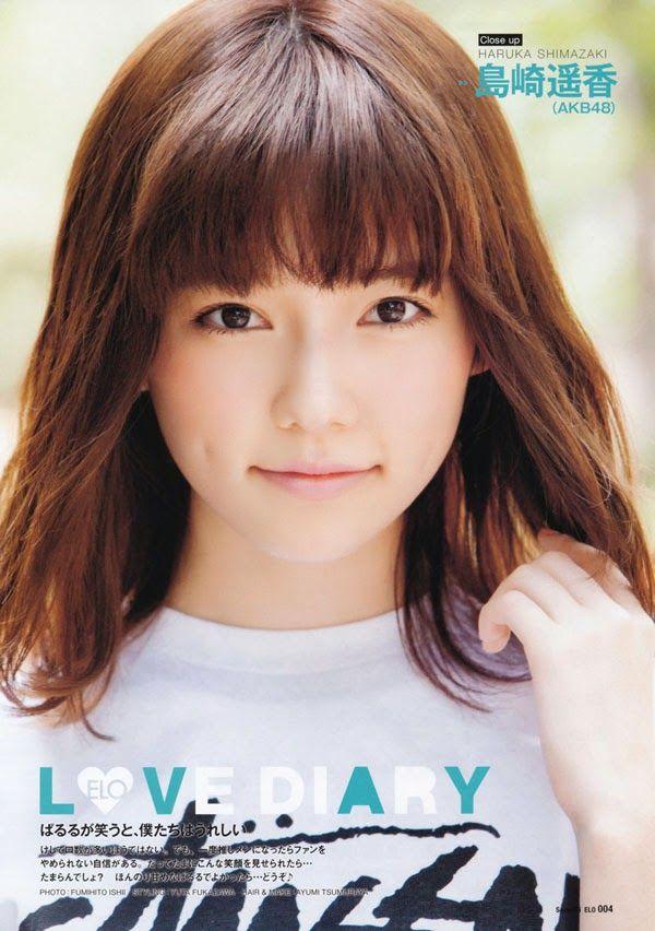 Shimazaki Haruka @ Samurai Elo ~ AKB48 Daily