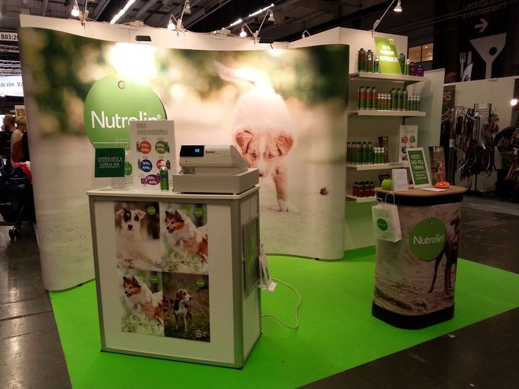 What do you think about our stand at MyDOG 2015?