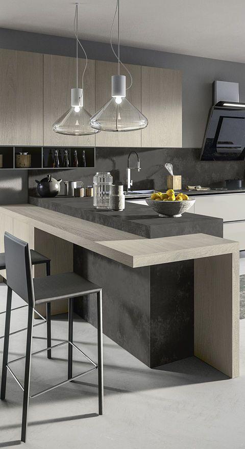 Cuisine Amenagee Sur Mesures Agencements Mg Montpellier Kitchens