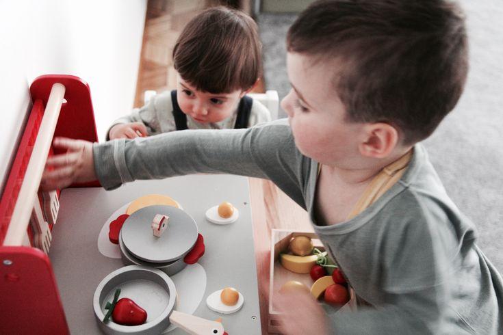 Warsztat dla niego, Kuchenka dla niej – dorośli na Dzień Dziecka