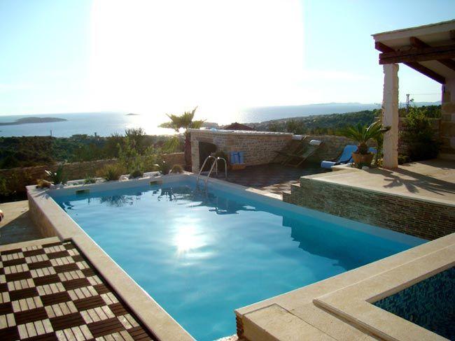 Croatia real estate seaview villa Adriatic sea Real