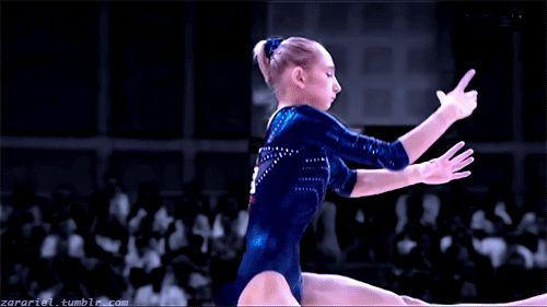 Viktoria Komova 2012 Olympics Beam