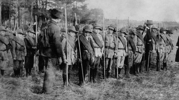 Historisches E-Paper: 03.09.1914: Hundert Jahre Wehrpflicht zum Kriegsdienst