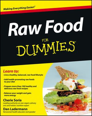 Raw Food for Dummies US/CAN 2/23