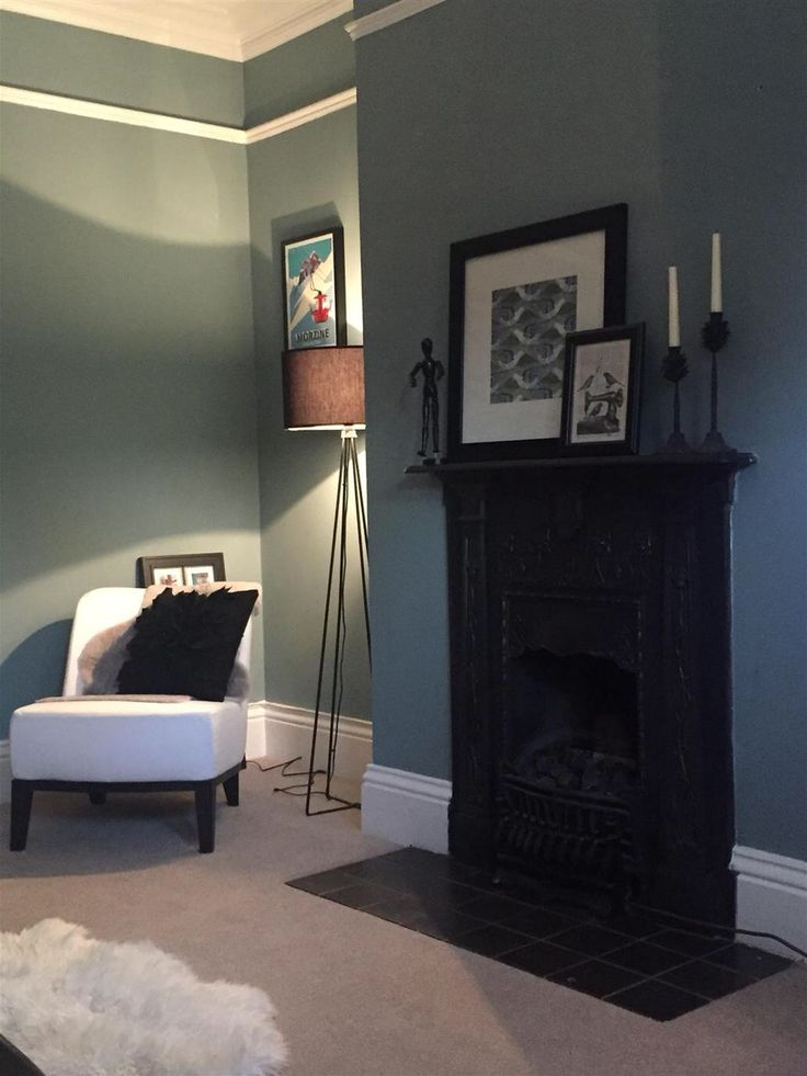 Oval room blue Farrow & Ball More