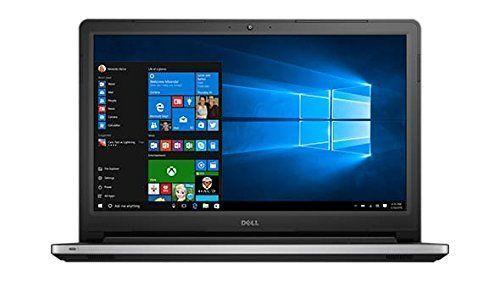 Dell Inspiron Flagship 15.6-Inch FHD Touchscreen Backlit Keyboard Laptop PC (Intel Core i5-6200U 8GB RAM 1TB HDD RealSense 3D Camera DVD /- RW Bluetooth Windows 10) Silver