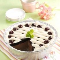 black forest puding