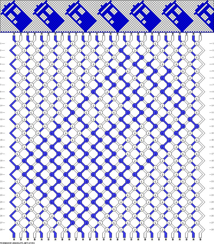 It would take FOREVER to make.. but it's pretty sweet #tardis Pattern #67050