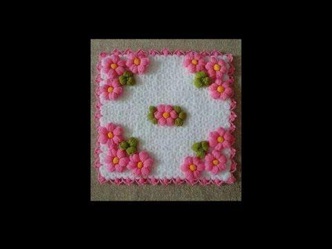 Çiçek yapımı - YouTube