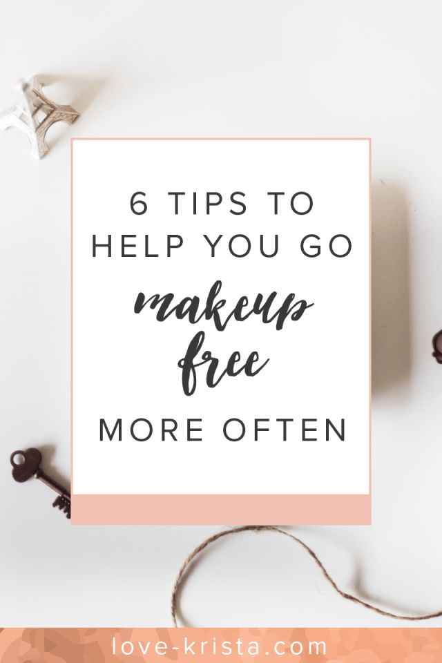 Embrace your natural beauty and go makeup-free more often! These 5 tips will…