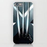 X-MEN THE MUTAN CLAW iPhone 6 Slim Case