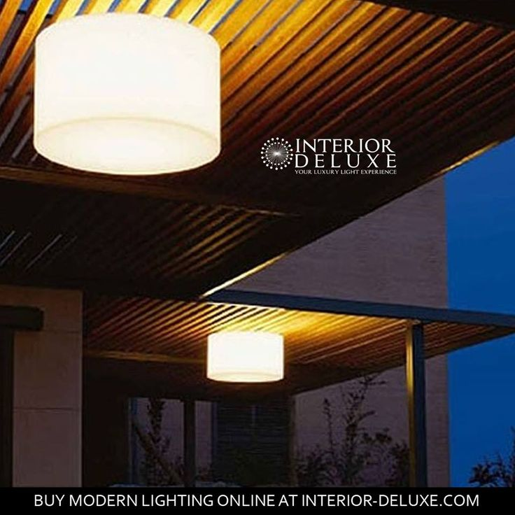 The harry series of outdoor lights has been designed with a fantastic but formal simplicity in