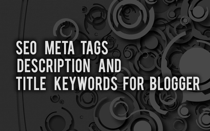 Blogger SEO Meta Tags Title, Description and Keywords code that will help the Google,Bing and Yahoo search engines crawl your website better following Meta tags,Description and keywords to direct organic traffic. Follow the steps to add the code in your Blogger template code.