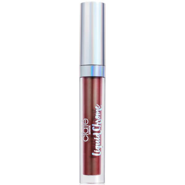 Ciaté London Liquid Chrome Lipstick - Aurora: Image 21