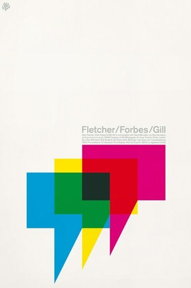 fletcher/forbes/gill poster