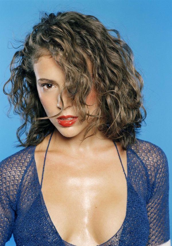 Alyssa Milano is so hot!  200 Sexiest Actresses list