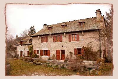 Chambres d'hôtes à vendre en Aubrac en Lozère