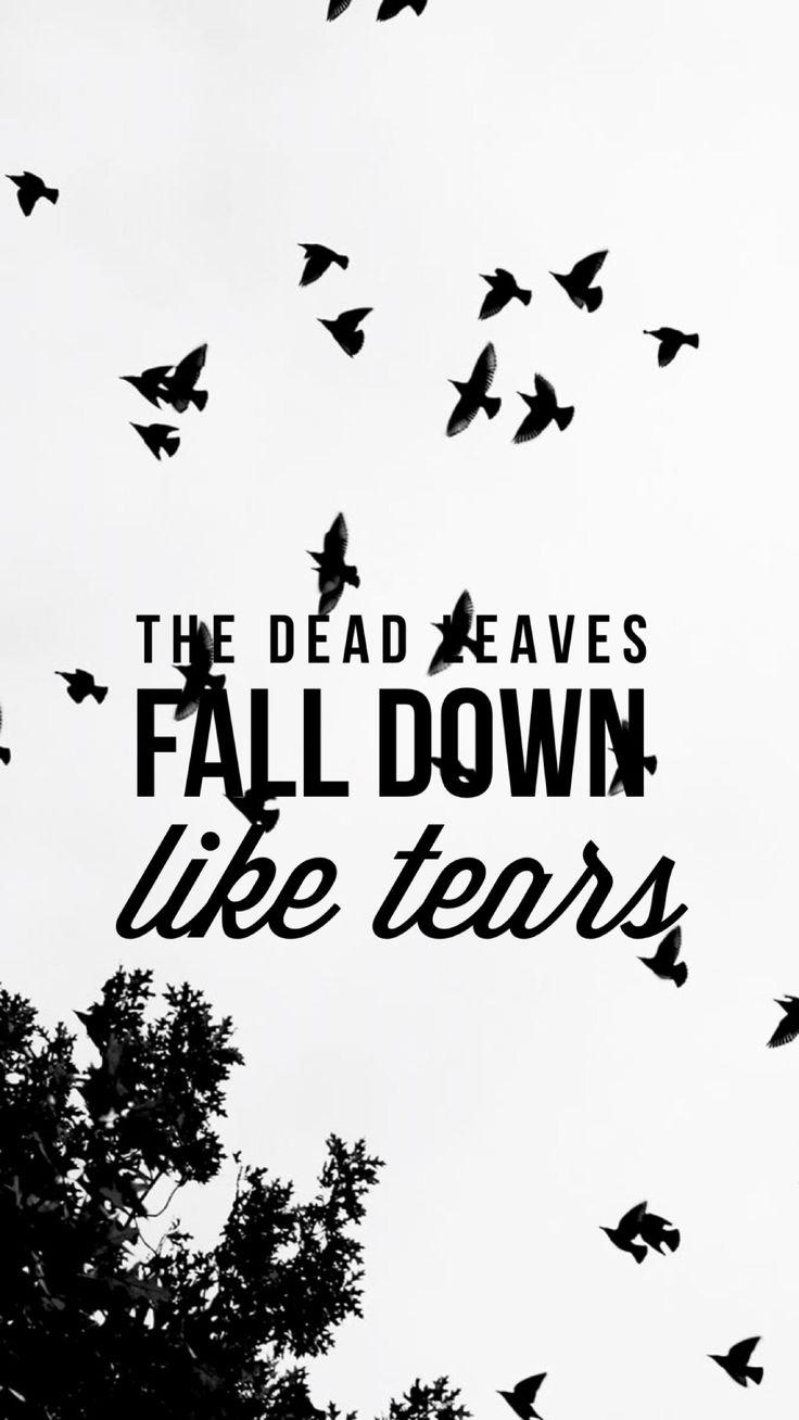 Resultado de imagen para bts dead leaves