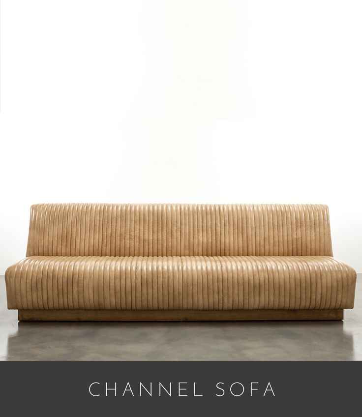 Contemporary Long x Overall Depth x Height Seat Depth Seat Height as shown in leather available in all shine by s o fabrics or custom sizing available made to order Awesome - Modern custom leather sofas Contemporary