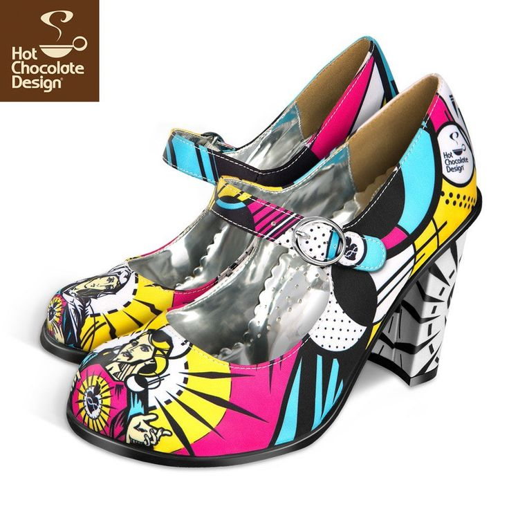 Holly Pop Heels #canvas #WomensShoes #WomenHeels #summer #comfy